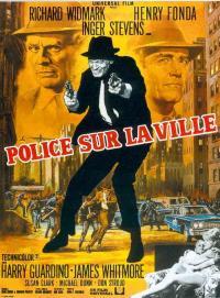 Poster Police sur la ville 13606